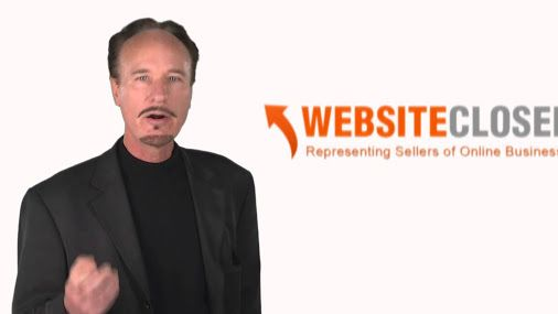 Selling a Marketing Agency with #WebsiteClosers.com