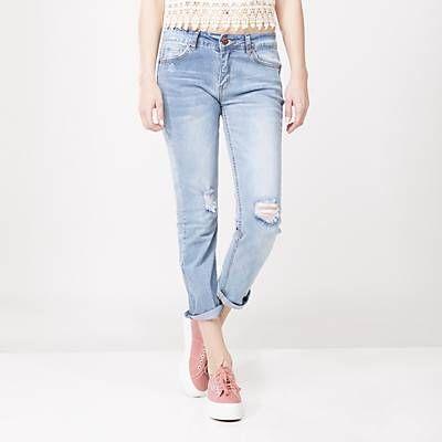 Me gustó este producto Sybilla Jeans Rasgados Rodilla. ¡Lo quiero!