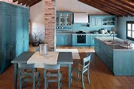Blue Kitchens - Yahoo Image Search Results