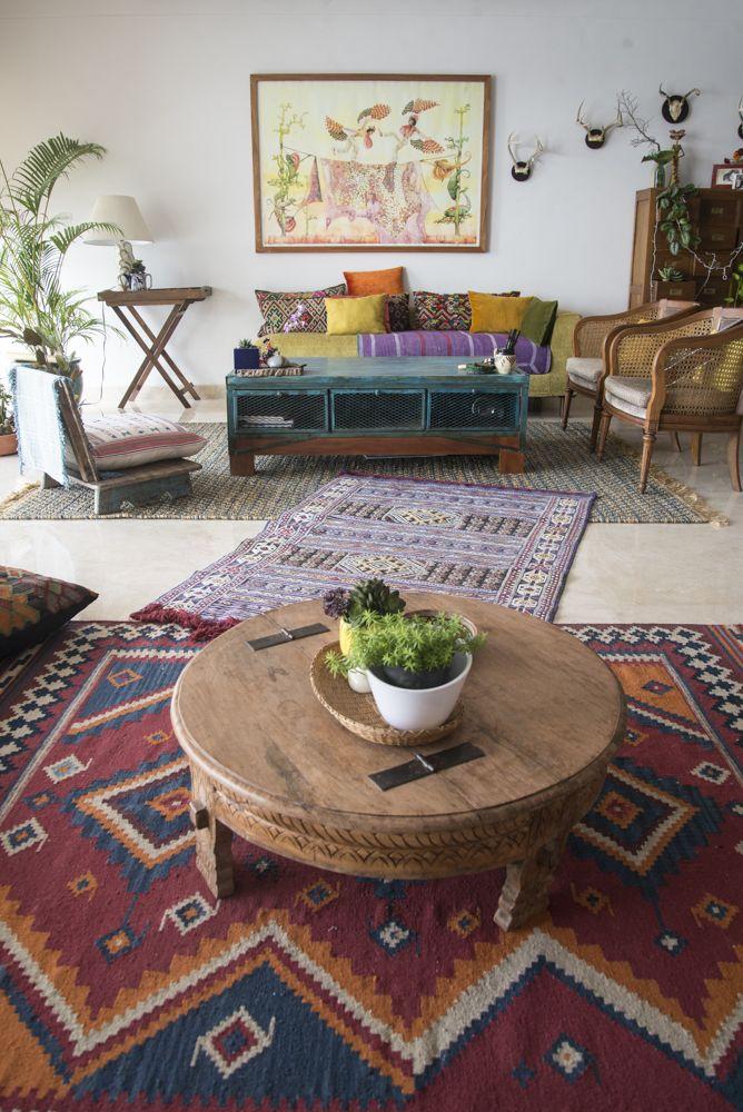 A tour of Boho Gypsy's Annah Chakola's home in Kochi — LOVER