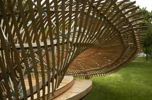 ContemPLAY: Adventures in full-scale digital fabrication (interview with Sophie Wilkin from McGill)   Blogs   Archinect