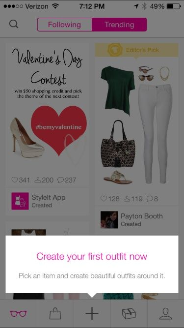 StyleIt - Fashion, Style & Shopping from your closet.