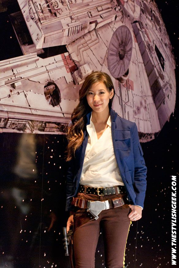 Cosplay Tutorial: Empire Strikes Back Bespin Han Solo Costume | the stylish geek Seems like a super cool website!