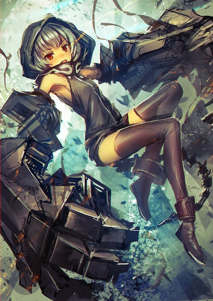 483 - 2014-02-18 - Black Rock Shooter