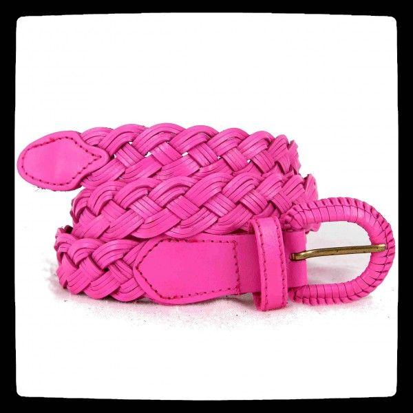 Un ceinture pour femme super fashion Rose.