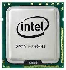 3.2GHz Intel Xeon 10 Core E7-8891V2 37.5MB L3 Cache FCLGA-2011 155W CM8063601377422 Processor Only