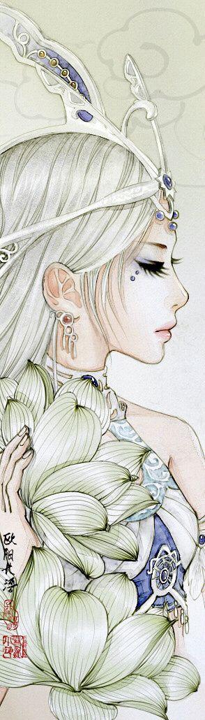 ღThe Woman İllusrationsღ  OFFİCİAL PAGE:  http://www.pinterest.com/tangulcakmak/%E1%83%A6the-woman-illusrations%E1%83%A6/  Other user: OOh, pretty!