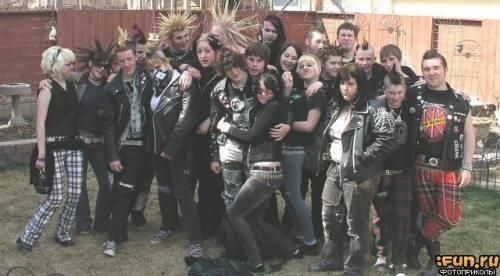 Чёрная кожаная куртка электрогитара субкультура