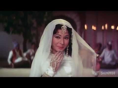Aaj Hum Apni Meena Kumari Raj Kumar Pakeezah Ghulam Mohammed Old Hindi Song HD - YouTube