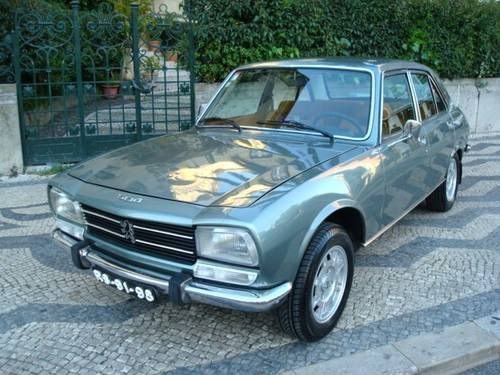 Peugeot 504. Had one in Paris, back in the day. Injection system used to suffer vapour locks!