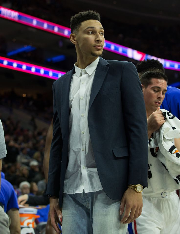76ers announce No. 1 overall pick Ben Simmons won't play this season