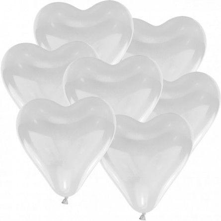 Hochzeitsballons zum Steigen lassen oder zur Dekoration.