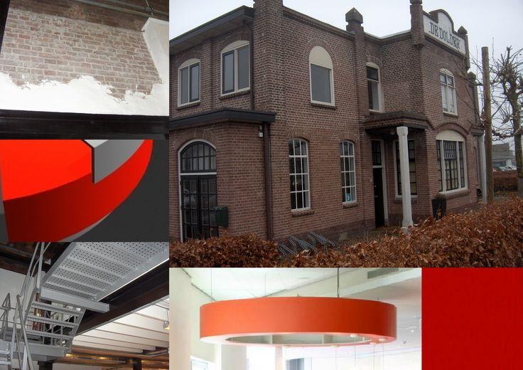Sfeercollage behorend bij ontwerp Sportschool Steenwijk opdracht Buitengewoonbinnen.nl
