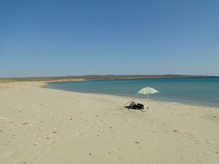 Οργανωμένη παραλία στον Παρθενόμυτο