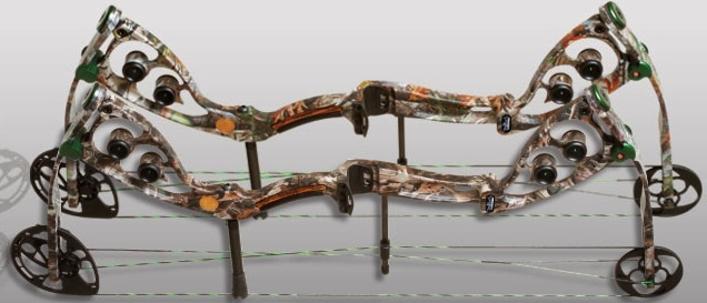 Limbsaver Proton: Best known for its superb vibration-dampening products, Limbsaver also builds some fine hunting bows. This year's 32 ½-inch Proton is one example.  http://www.americanhunter.org/articles/best-compound-bows-2012-part-2/