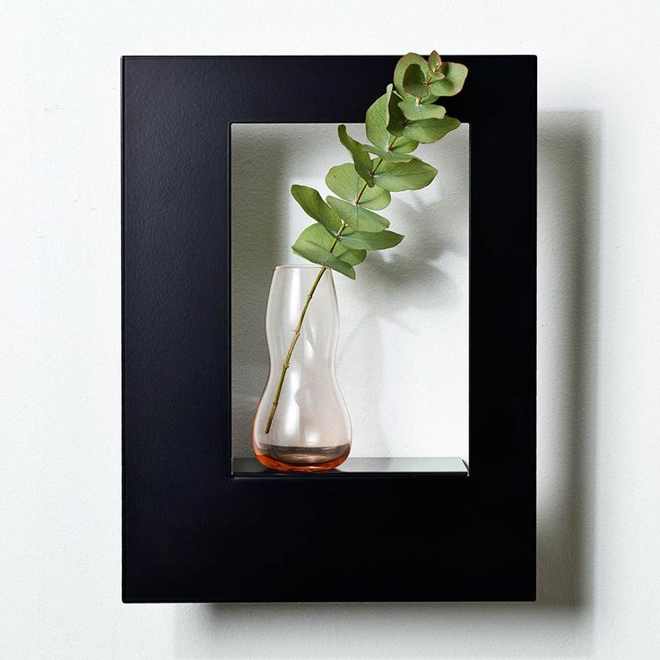 Frame High Taulunkehys 35x27cm, Musta - Malin Lundmark - Scandinavian Design Factory - RoyalDesign.fi