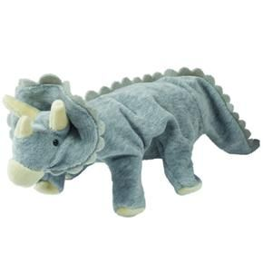 Marioneta Dinosaurio Triceratops
