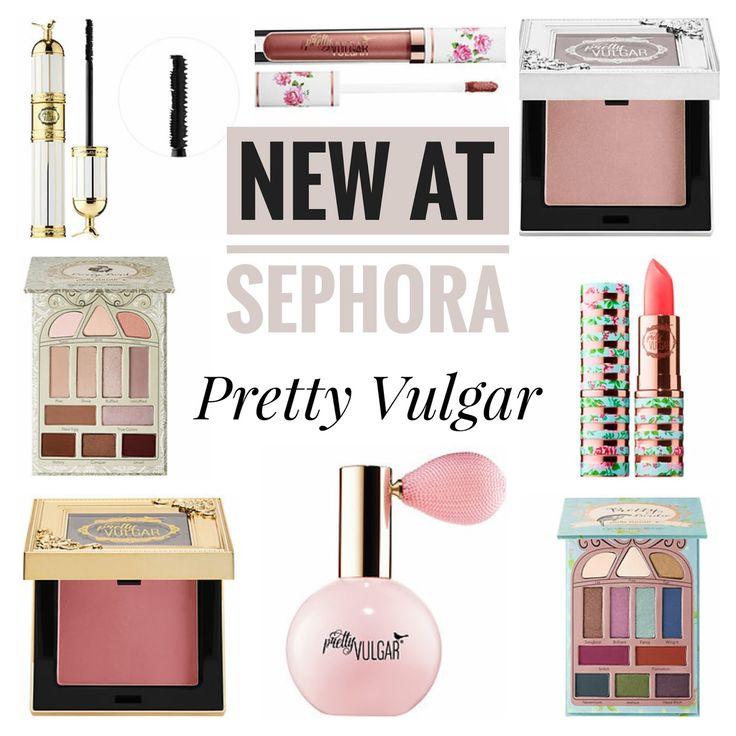 Pretty Vulgar New At Sephora War Paint Sephora