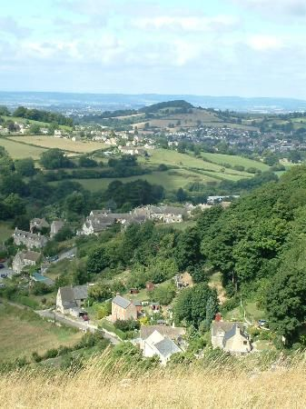 Stroud, England.  Part of Steve's heritage.  I think it's cool there is a town with our last name!