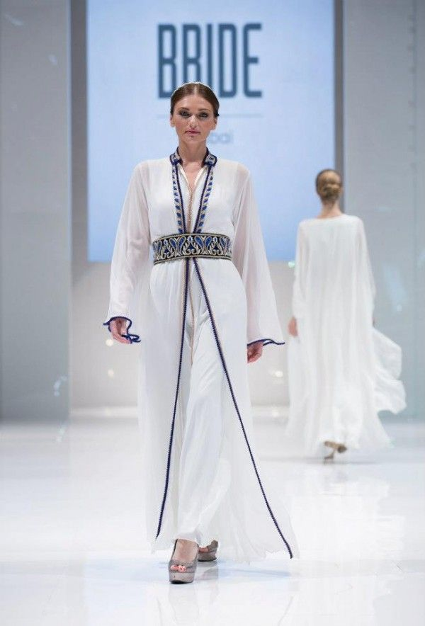 Dubai Fashion Week Bridal