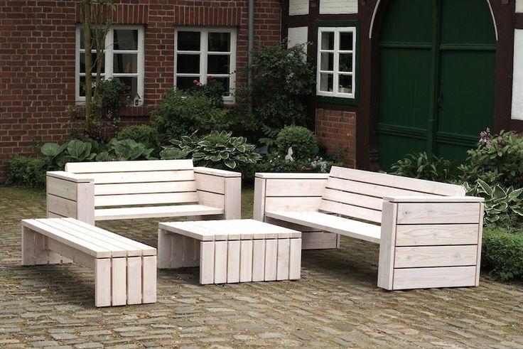 Statten Sie Ihren Garten mit den binnen-Markt Loungemöbeln komplett aus und genießen Sie ein unbeschwertes Loungevergnügen.