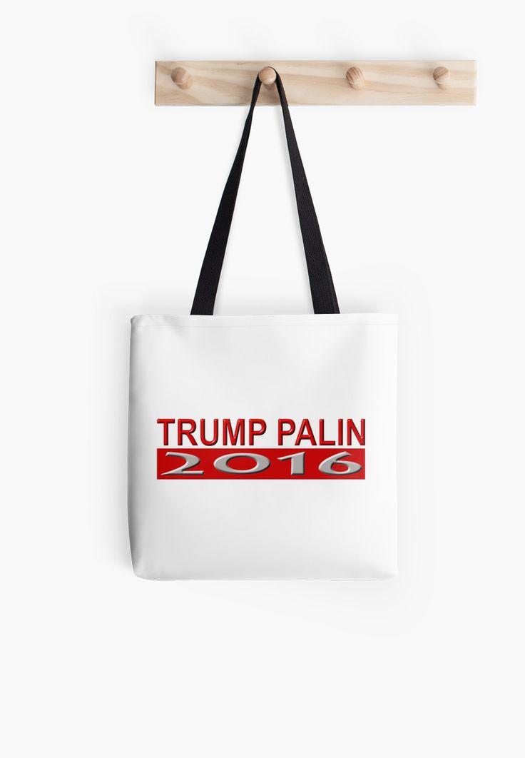 Trump Palin 2016