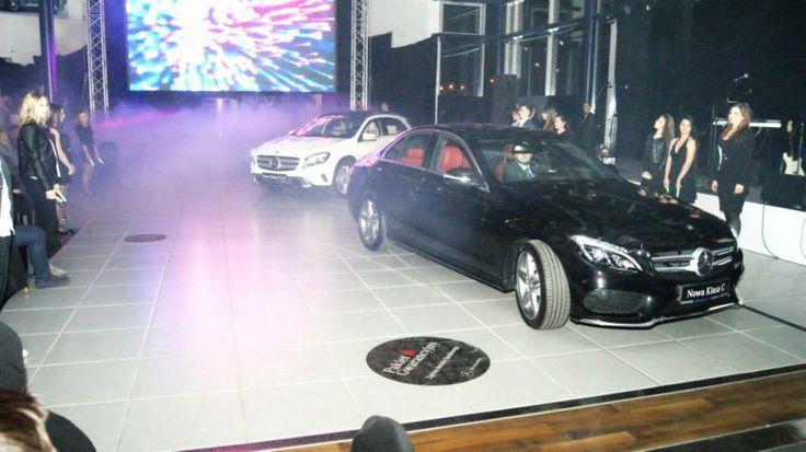 nowy Mercedes