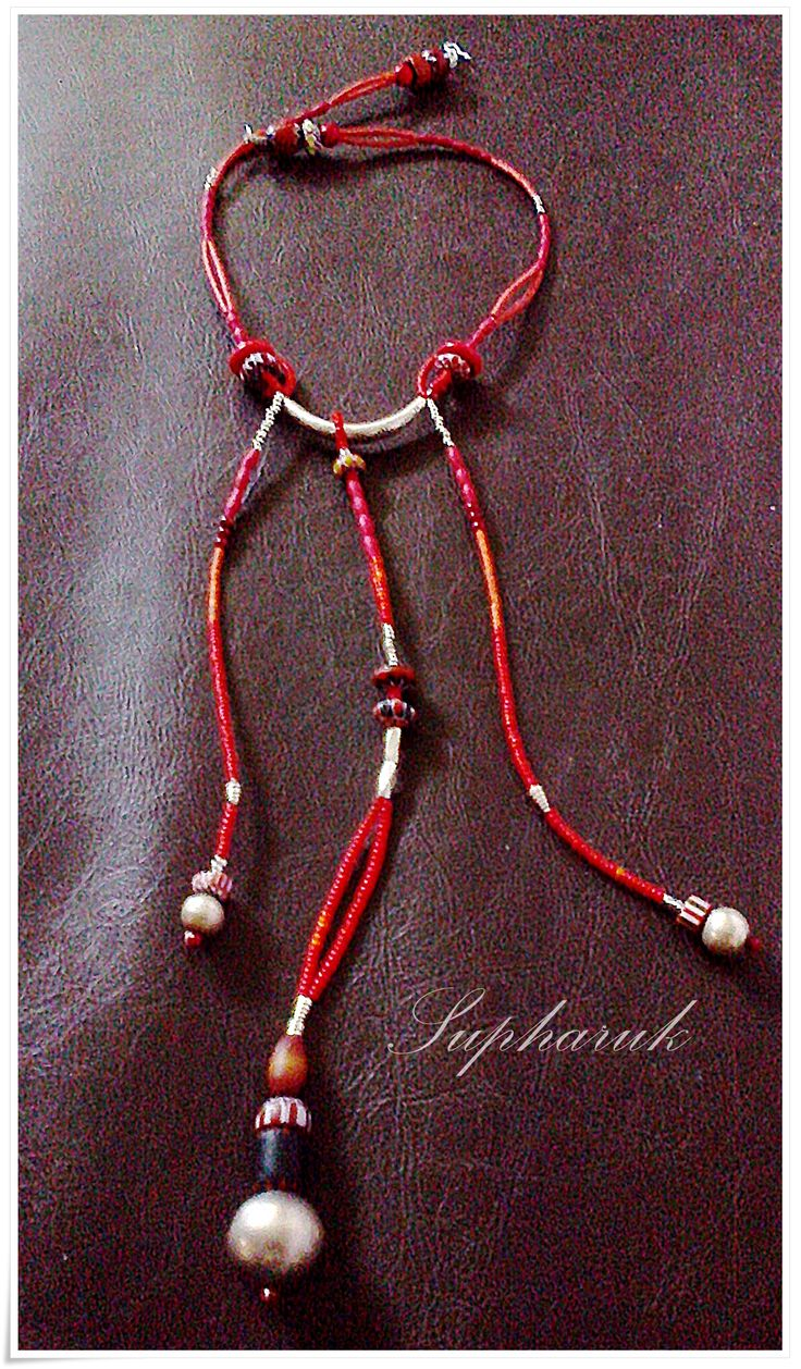 SILVER NECKLACE BY EVE
