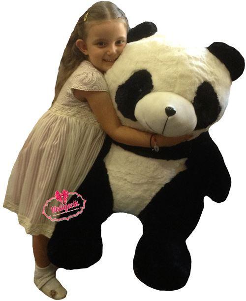 Panda Yumoş Ayı Yumuşacık  Oyuncak Panda 80 cm