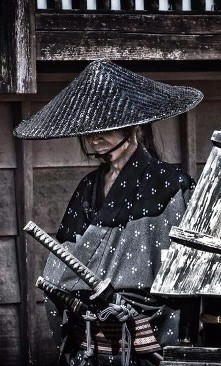 Kenshin char inspiration