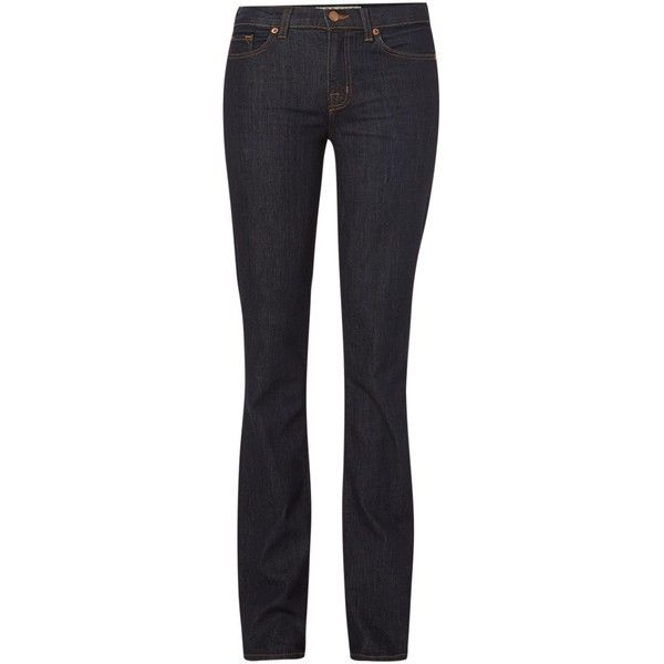 J Brand 811 skinny jeans in Pure ($120) ❤ liked on Polyvore featuring jeans, pants, bottoms, denim rinse, clearance, rolled up skinny jeans, rolled up jeans, skinny jeans, denim skinny jeans and super skinny jeans