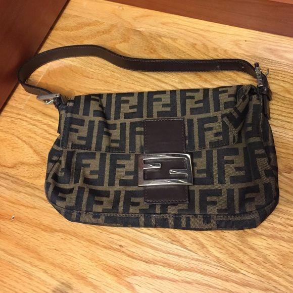 Fendi Purse Authentic Fendi Purse Bags