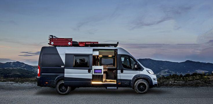 Your perfect travelling camper van
