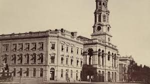 Adelaide Town Hall  1876