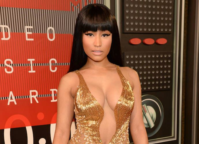 Nicki Minaj Feuding With Designer Giuseppe Zanotti Cover Sneaker Collection