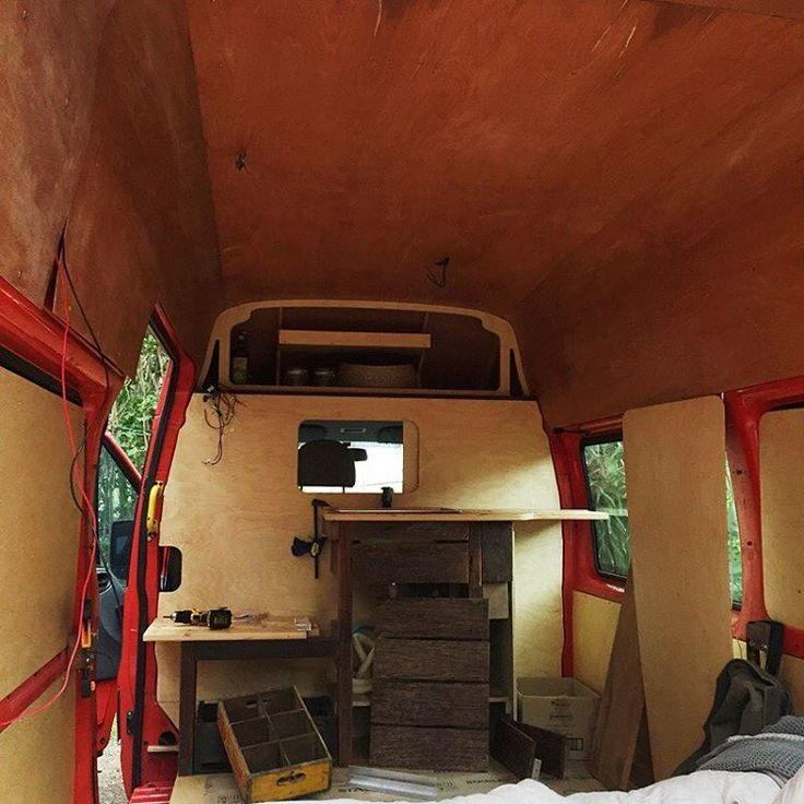 33 Best Images About DIY Camper Van