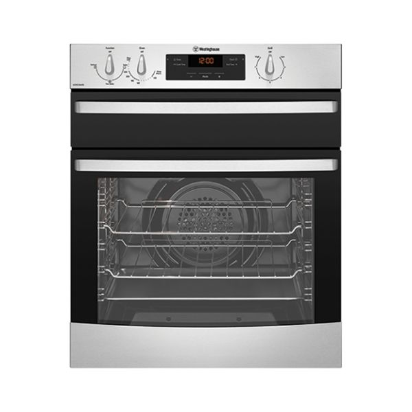 60cm Underbench Gas Oven with Separate Grill