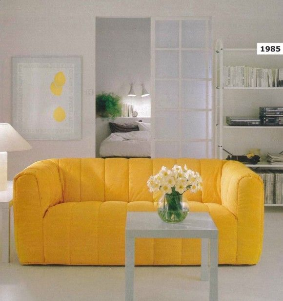 Klippan sofa ikea catalogue australia 1985 billy and for Canape klippan ikea