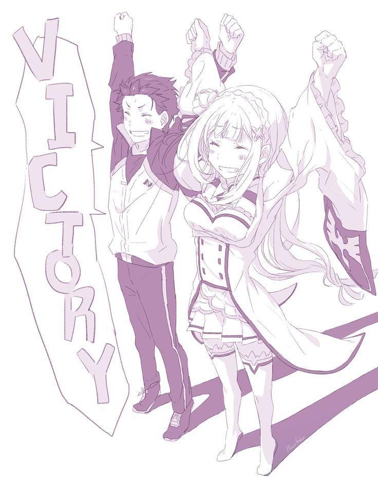 Emilia (Re:Zero) - Re:Zero Kara Hajimeru Isekai Seikatsu
