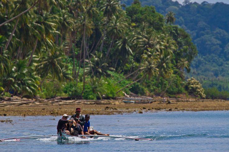 Telo Island Transport. . .
