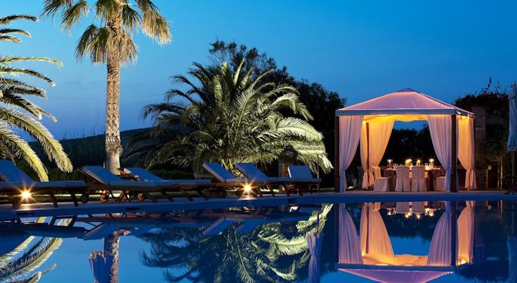 Yria Island Boutique Hotel & Spa Parasporos Set against the bright blue Aegean sky and natural colours, Yria Island Boutique Hotel & Spa offers guests the most in sun, fun and pure relaxation.