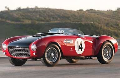 Some of the rarest classic cars in the world will be going under the hammer at an auction in Monaco next month: Pinin Flour, Ferrari 375, Sports Cars, Classic Cars, 1953 Ferrari, Mm Spiders, Racing, 375 Mm, 375Mm