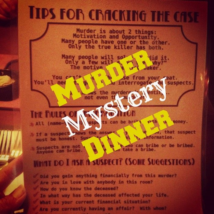 how to write a murder mystery party So i thought i'd write a blog post about some writing i've been doing recently writing murder mystery games murder mystery dinner party games.