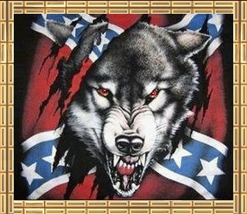 Cool Rebel Flag Backgrounds | Rebel Flag And Wolf Graphics Code | Rebel Flag And Wolf Comments ...
