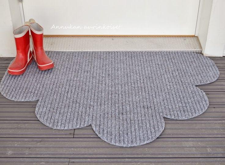 pilvimatto / cloud carpet (annukan auriknoiset)