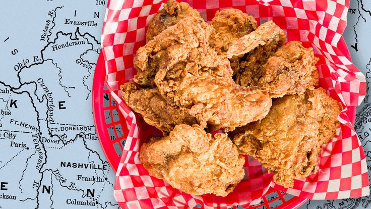 Biscuits. BBQ. Bourbon. This is how to eat your way from Nashville, Tennessee to Oxford, Mississippi.