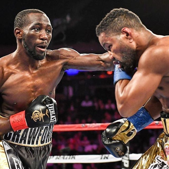 VIDEO Terence Crawford halts Felix Diaz in 10 rounds LINK IN BIOhttp://www.boxingnewsonline.net/video-terence-crawford-halts-felix-diaz-in-10-rounds/ Photo: Matt Heasley/Mikey Photos/Top Rank #BoxingNews #boxing