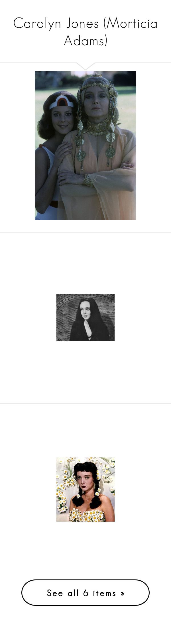 """Carolyn Jones (Morticia Adams)"" by nikkimarie-1123 ❤ liked on Polyvore featuring costumes, dorothy costume, womens costumes, ladies halloween costumes, wizard of oz dorothy costume, dorothy halloween costume, ladies costumes, lady costumes, wizard of oz halloween costumes and lady halloween costumes"