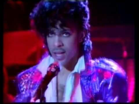 Prince - Little Red Corvette - Official Music Video HD - RIP Tribute