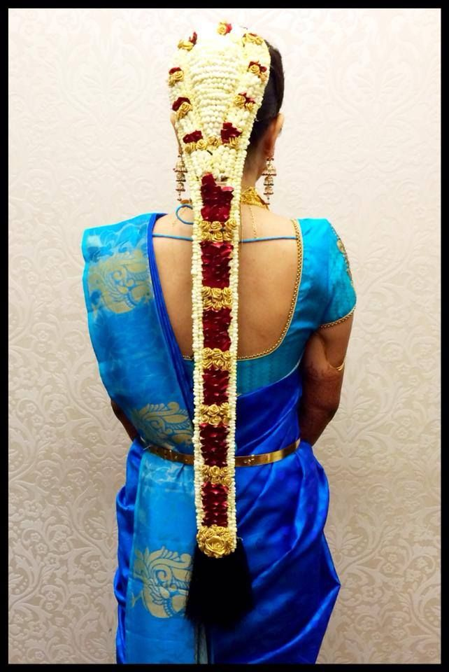 Incredible 1000 Images About Indian Bridal Hairstyle On Pinterest Hindus Hairstyle Inspiration Daily Dogsangcom